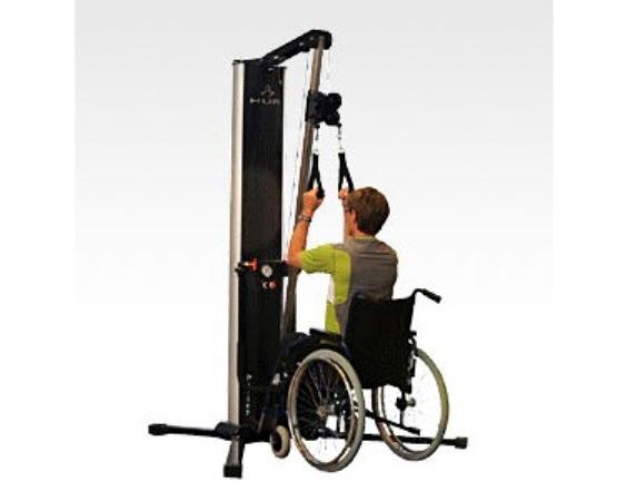Gymed centro di ginnastica medica for Fisico sedia a rotelle